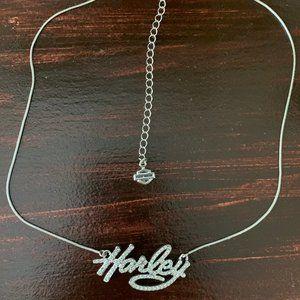 Harley Rhinestone Necklace